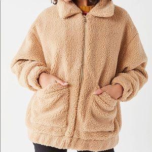 Jackets & Blazers - I Am Gia Caramel Pixie Coat